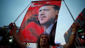 Von seinen Feinden kritisiert, von seinen Anhängern gefeiert: Präsident Recep Tayyip Erdogan. Foto: Reuters