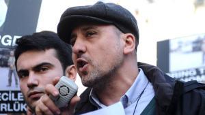 Der türkische Journalist Ahmet Şık; Foto: Getty Images/AFP/O. Kose