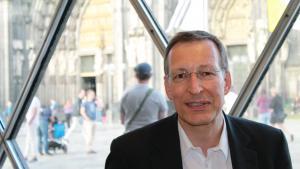 Jesuitenpater Felix Körner; Foto: Carolin Kubo