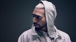 Der Rapper Ali As; Foto: Embassy of Sound/Gustav Eckart