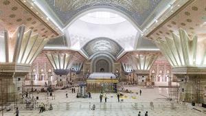 Fertigstellung des Mausoleum von Ayatollah Khomeini südlich von Teheran; Foto: Tasnim