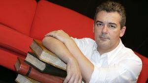 Der deutsch-bulgarische Schriftsteller Ilija Trojanow; Foto: picture-alliance/dpa/U. Zucchi