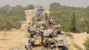 Türkische Offensive gegen den IS in Dscharabulus; Foto: Reuters