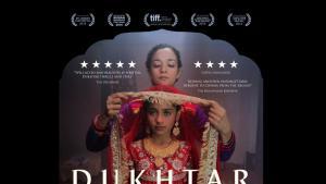 """Kinoplakat """"Dukhtar"""" von Afia Nathaniel; Foto: Dukhtarfilm.com"""