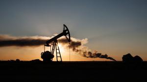Ölfeld im syrisch-krdischen Derik; Foto: Fabio Bucciarelli/AFP/Getty Images