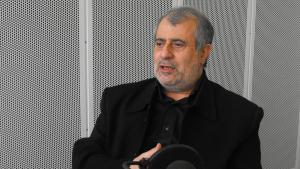 Der schiitische Theologe und Philosoph Hassan Yussefi Eshkevari; Foto: DW
