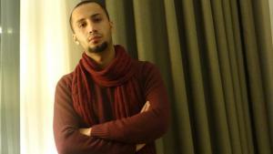 Der syrische Flüchtling Nather Henafe Alali; Foto: privat