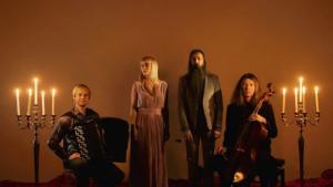 Das Trygve Seim Ensemble; Foto: Knut Bry