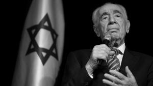 Schimon Peres; Foto: Reuters/File Photo/A. Cohen