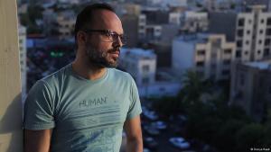 Hossein Derakhshan; Foto: Donya Raad