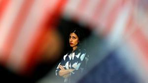 Huma Abedin; Foto: Mike Blake/Reuters