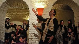 Theater-Aufführung in Teheran; Foto: Mehr