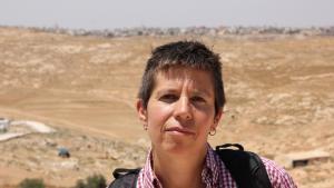 Sarit Michaeli, Sprecherin von B'Tselem; Foto: Sarit Michaeli