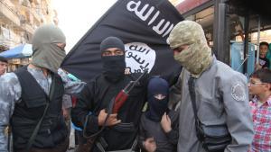 Kindersoldaten des IS; Foto: picture-alliance/ZUMA Press/Medyan Dairieh