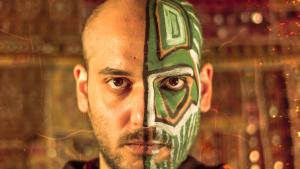 Der Musiker Tamer Abu Ghazaleh; Quelle: www.tamer.ag