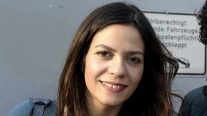 Die syrische Autorin Dima Wannous; Foto: picture-alliance/Geisler-Fotopress/O. Kern