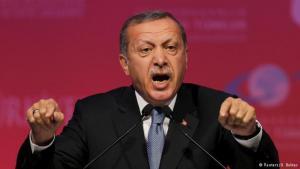 Der türkische Präsident Recep Tayyip  Erdoğan; Foto: Reuters/U. Bektas