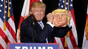Donald Trump im US-amerikanischen Präsidentschaftswahlkampf; Foto: Getty Images