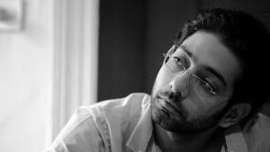 Der libanesische Autor Hilal Chouman; Quelle: Flickr