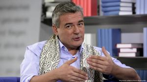 Der deutsch-bulgarische Schriftsteller Ilija Trojanow; Foto: picture-alliance