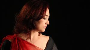 Die iranische Sängerin Mamak Khadem; Foto: Afshin Javadi/mamak-khadem.com