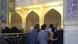 Imam-Reza-Schrein in Maschhad; Foto: privat