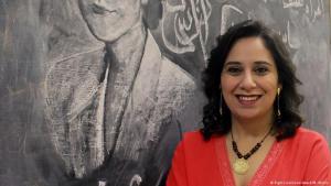 "Mozn Hassan, Direktorin der NGO ""Nazra for Feminist Studies"", in Kairo; Foto: privat"