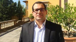 Der tunesische Politologe Hamza Meddeb; Foto: Hamza Meddeb