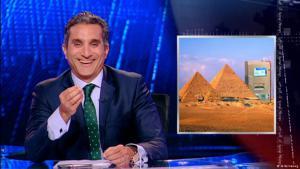 "Bassem Youssefs Satiresendung ""Al-Barnameg""; Quelle: Al-Barnameg"