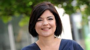 Die deutsch-iranische Schauspielerin Jasmin Tabatabai; Foto: dpa