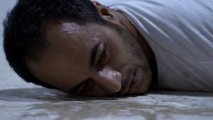 Filmszene aus Istiyad Ashbah | Ghost Hunting; Quelle: Berlinale