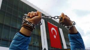 Symbolbild Pressefreiheit in der Türkei; Foto: picture-alliance/dpa