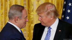 Israels Ministerpräsident Benjamin Netanjahu and U.S.-Präsident Donald Trump während eines Pressetermins am 15. Februar 2017 im Weißen Haus; Foto: Reuters/K. Lamarque