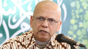 Der  südafrikanische islamische Theologe Farid Esack; Foto: dpa