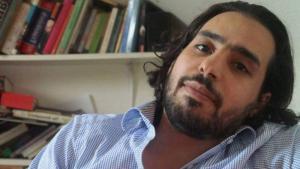 Der ägyptische Arzt und Aktivist Ahmed Said; Foto: privat