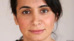 Die deutsch-türkische Journalistin Çiğdem Akyol; Foto: Karl-Heinz Kuball