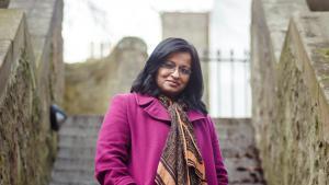 Mona Siddiqui, britisch-pakistanische Islamwissenschaftlerin an der Universität Edinburgh; Foto: privat