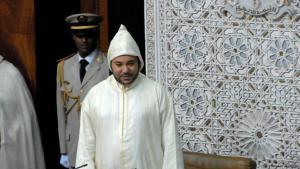Marokkos König Mohammed VI.; Foto. DW/Ismail Billawi