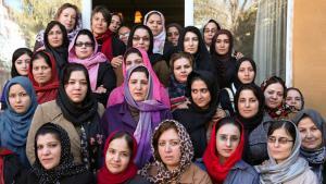 Das Team von Medica Afghanistan; Quelle: medicamondiale.org