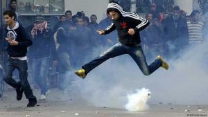 Proteste auf dem Tahrir-Platz in Kairo; Foto: AFP/Getty Images