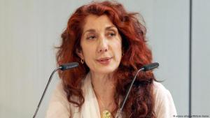Die französisch-türkische Soziologin Nilüfer Göle; Foto: picture alliance/ZB/Ech-kenkel