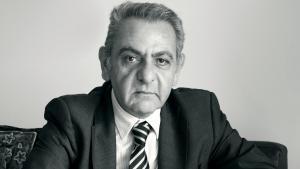 Der libanesische Publizist Hazem Saghieh; Quelle: H.Saghieh-photo by C.Charafeddine