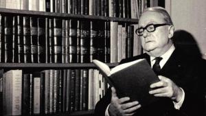 Der französische Philosoph Henry Corbin; Quelle: Association des Amis de Henry et Stella Corbin