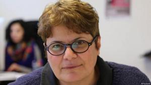 Die iranische Frauenrechtsaktivistin und Filmemacherin Mahboubeh Abbasgholizadeh; Foto: Facebook