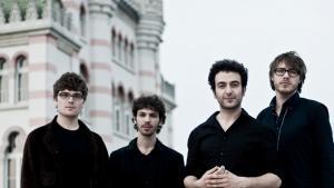 Das Jazz-Quartet Masaa; Quelle: Traumton