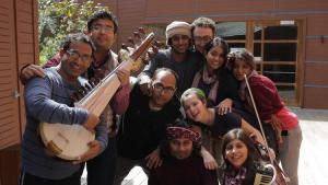 The Dosti Music Project; Quelle: Found Sound Nation
