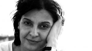 Die libanesische Autorin Iman Humaidan; Foto: Reine Mahfouz