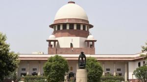 Das Oberste Gericht Indiens in Neu-Delhi; Foto: Getty Images