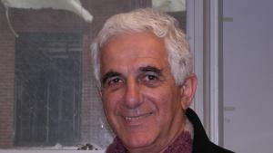 Salim Tamari, Direktor des Instituts für Palästina-Studien und emeritierter Professor der Birzeit-Universität; Foto: Living Jerusalem Project