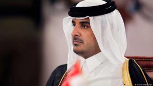 Der qatarische Emir Tamim bin Hamad Al Thani; Foto: dpa/picture-alliance